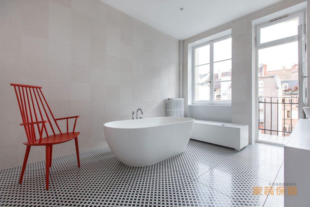 法式作品欣赏-家装保姆-罗小红成都家装设计团队