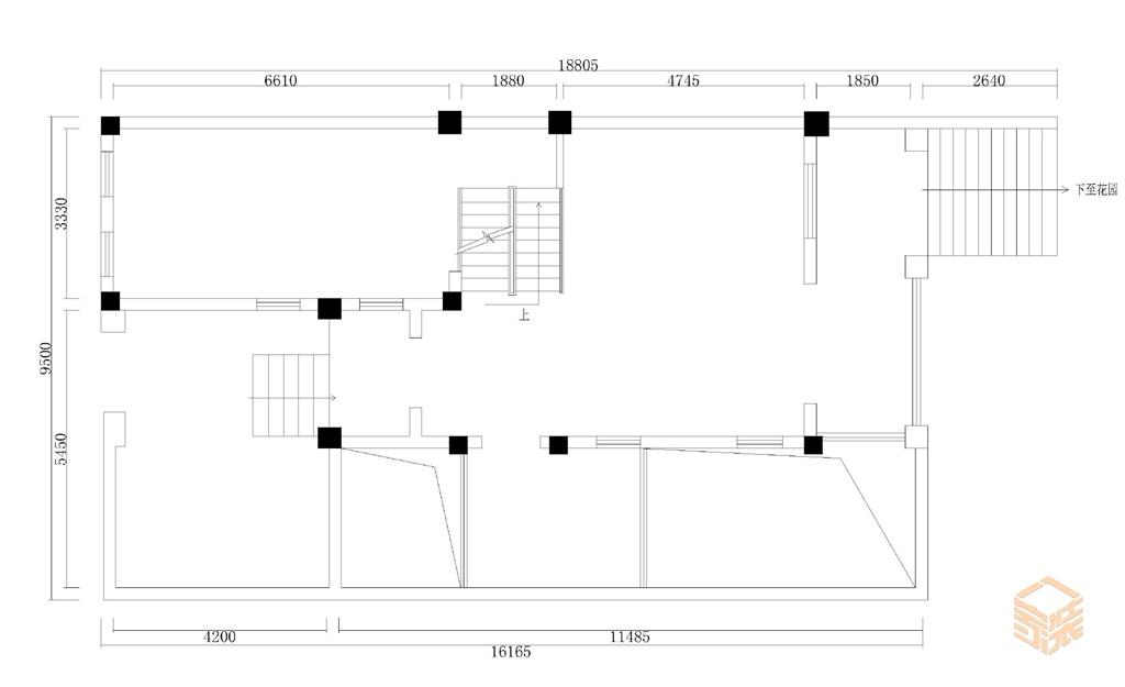 三利麓山城-别墅设计方案-家装保姆-罗小红成都家装设计团队