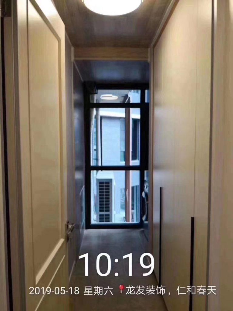 地址:仁和春天 面积:160平米 进度:完工 风格:现代-家装保姆-罗小红成都家装设计团队