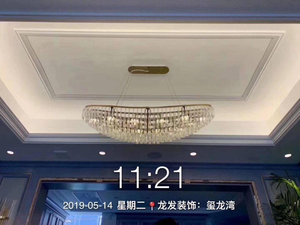 玺龙湾 面积:200平米 风格:欧式-家装保姆