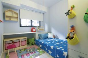 说说儿童房设计,最核心的精髓是。。。