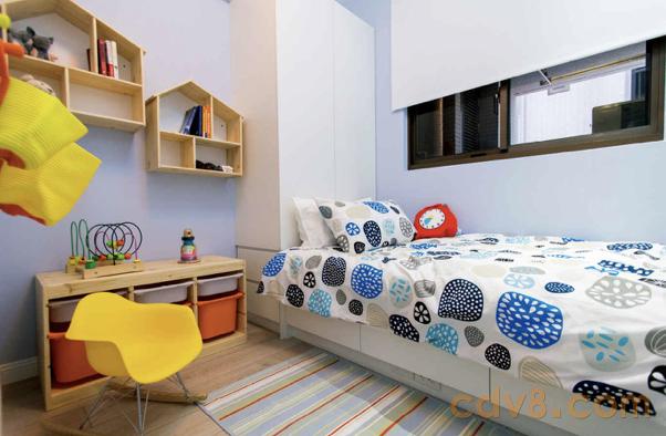 说说儿童房设计,最核心的精髓是。。。-家装保姆-罗小红成都家装设计团队