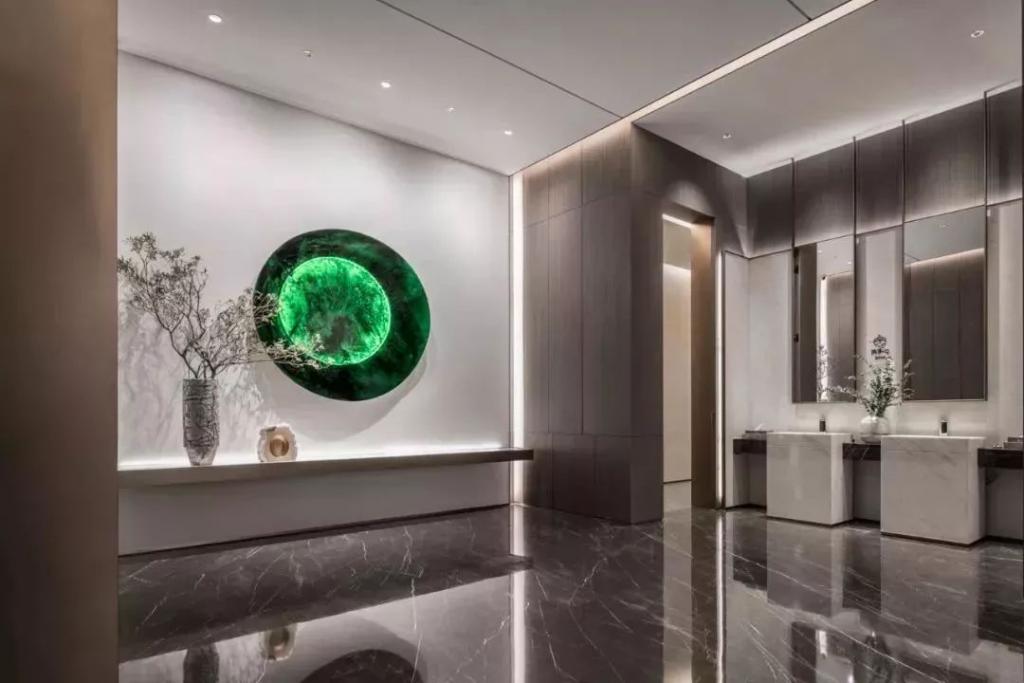 家装保姆室内设计分享:成都办公室装修效果图-家装保姆