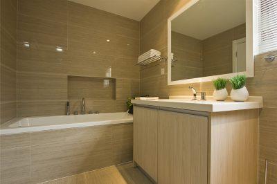 简约装修风格二居室43平装修实例-成都家装保姆装修网