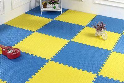 拼图地垫设计效果图拼图地垫特性