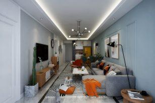 后现代风格装修有什么特性后现代主义风室内装修必备的三个关键点