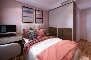 中式三居室105平方米家装案例-成都装修网
