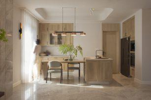 美式装修风格二居室装修实例-成都装修网