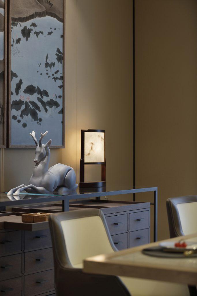 2020年最新家装作品禅意新中式装修效果图欣赏-家装保姆-罗小红成都家装设计团队
