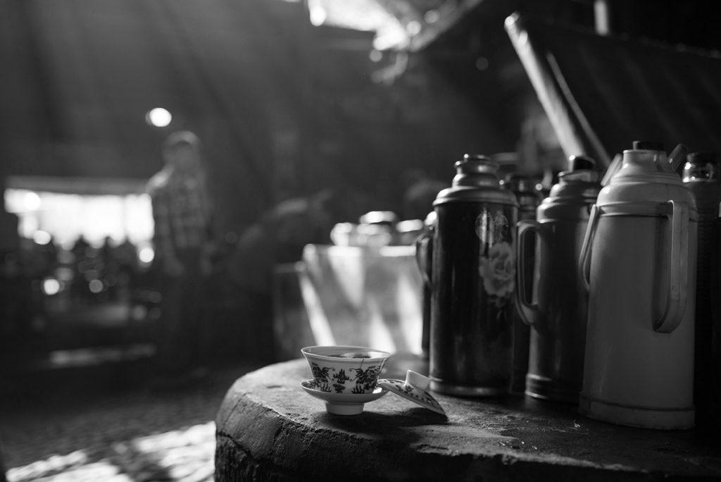 茶亦醉人何须酒-记成都彭镇老茶馆-家装保姆-罗小红成都家装设计团队
