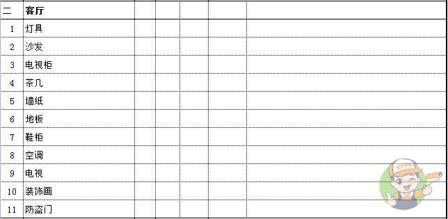 一篇文章让你彻底了解装修预算的那些知识(附:装修预算表下载)-家装保姆-罗小红成都家装设计团队