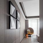 2020年高端现代轻奢别墅复式实景图资料效果图欣赏1-家装保姆-罗小红成都家装设计团队
