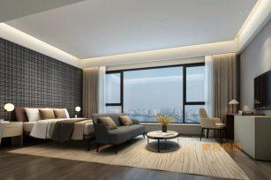2020后现代奢华高端大宅豪宅大平层效果图欣赏1