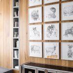 2020年艺术极简住宅别墅实景资料效果图欣赏1-家装保姆-罗小红成都家装设计团队