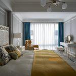 2020年高端美式新古典别墅复式实景资料效果图欣赏1-家装保姆-罗小红成都家装设计团队