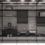 2020年后现代黑白灰极简实景图效果图20-家装保姆-罗小红成都家装设计团队