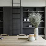2020年后现代黑白灰极简实景图效果图37-家装保姆-罗小红成都家装设计团队