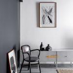 2020年后现代黑白灰极简实景图效果图58-家装保姆-罗小红成都家装设计团队
